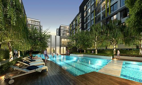 曼谷Niche Mono 50国际公寓