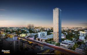 泰国曼谷Siamese 87(s87)复试公寓